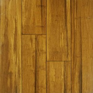 Carbonized Antique Strand Woven Bamboo Flooring